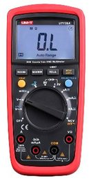 Wholesale Professional DMM Auto Rang Digital UNI T Multimeters True RMS NCV W Battery Test Multimetro UT139A dandys
