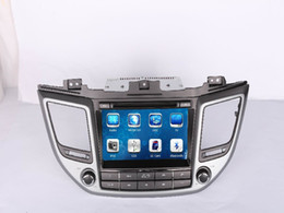Wholesale Car DVD Radio Audio Multimedia Player GPS For HYUNDAI TUCSON iX35 Right Hand Drive Up Retail Pc
