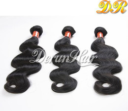 Wholesale Clearance Sale Buy Get FREE Hair A Virgin Brazilian Human Hair Extensions Body Wave Dyeable Hair Weave Full Head
