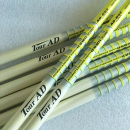 Wholesale Brand New Golf shaft TOUR AD Golf irons shaft high quality Graphite irons clubs shafts R or S flex