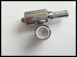 D-CORE Triple coils wax Quartz atomizer Ceramic Cotton rob wax vaporizer wax cartomizer electronic Cigarette VS Dual Coil Skillet Cannon