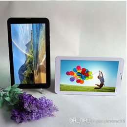 Mtk6577 touch online-CALIENTE 9 inch 3G phablets Android 4.2.2 MTK6577 1024 * 600P ROM dual de la RAM de la base 1G 8GB con el GPS Bluetooth MEDIADOS DE