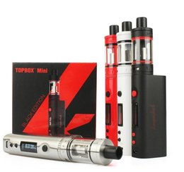 Wholesale In KangerTechThe new Home furnishings TOPBOX MINI w electronic cigarette package The spot sale straight
