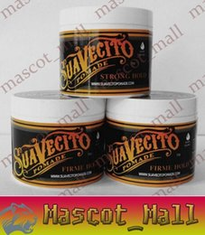 DY289 Suavecito Pomade Strong style restoring Pomade Hair wax big skeleton hair slicked back hair oil wax mud keep hair pomade men
