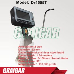 Wholesale Endoscopes of mm with two way rotation are used in industries and automobile