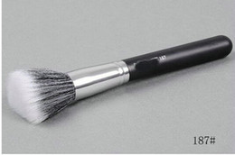 Free Shipping!Brand new cosmetics make up 187 eyeshadow brush(10pcs lot)