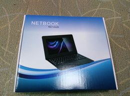 Wholesale buy laptop netbook from China factory at low cost but good quality inch size