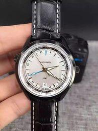 AUTOMATIC 9015 MIYOTA GMT WATCH 42mm dial sapphire wristwatch high quality men watch
