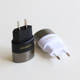 Wholesale USB Charger Dual Ports Home Charger Fireproof Material Shell Travel Charger Enough mA Charge Phone Plus One More Equipments