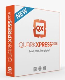 QuarkXPress 2016 v12.1 Multilingual registered version For Win