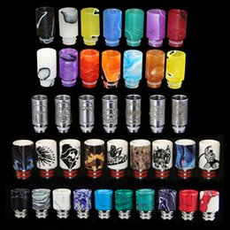 Wholesale 510 acrylic drip tip stainless steel drip tip turquoise drip tip ceramic drip tip are hot products
