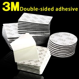Wholesale 3M Super Strong Double Sided Foam Tape Pad Mounting EVA Rectangle Adhesive Digitizer Touch Screen LED LCD Crafts