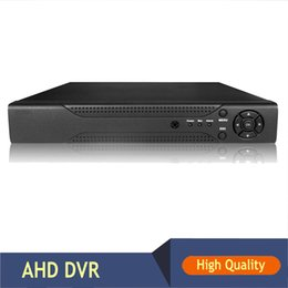 Wholesale Eliteguard CH H P P AHD CCTV Hybrid DVR Recorder for Analog IP Cameras Mobile Device Remote Access