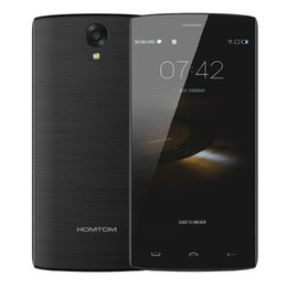 Wholesale HOMTOM HT7 PRO Mobile Phone GB Inch Ultra slim Smartphone Dual SIM G New Business Cell Phones