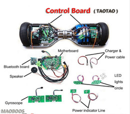 MAOBOOS Two wheel self balancing Scooter Parts TAOTAO Motherboard Control Board for hoverboard 11 items DHL shipping