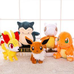 2016 Nouveaux arrivants japonais populaire jeu Pikachu jouets en peluche vendus dans les ensembles à partir de jeux anime vidéo fabricateur