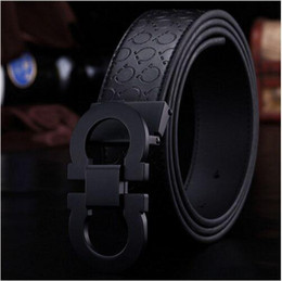 Wholesale 2016 HOT New brand mens belts Luxury aa belts Waist Strap genuine Leather gold Buckle designer belts men high quality tactical belts