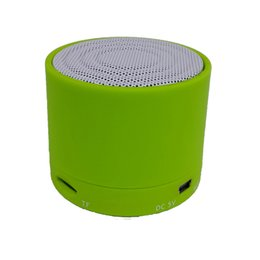 Mini Wireless Bluetooth Speaker Sound Outdoor Portable Handfree Music Sound Support Mic TF Card Stereo for Phones