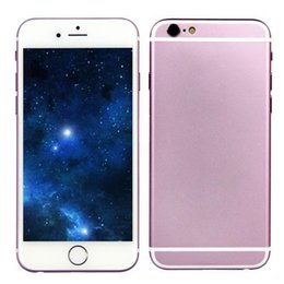 Wholesale Goophone i6s plus golden quot Android Show G Ram GB Rom G Lte G GPS Smart phone support Dropshipping