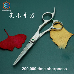 Wholesale Japan Customized quot quot quot Inch Manufacturer Professional Hair Cutting Shears For Barber Salon Tools S12 A