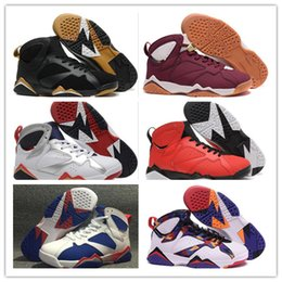 Wholesale VII Retro Shoes retro GG LOLA BUNNY Sports Shoes Cheap Athletics Marvin The Martian Basketball Shoes Cheap Barcelona Nights Sports Shoe