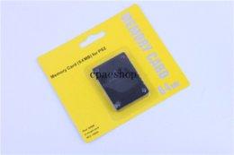 Memoria xbox en venta-Tarjeta de memoria de 64 MB freeshipping para PS2 tarjeta de memoria juego para PlayStation 2 de la alta calidad Cartao