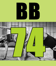 Wholesale Top sale October Q4 New Routine BB Exercise Fitness BB74 Video DVD Music CD