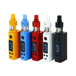 Evic vtc en Línea-Original Joyetech VTwo Mini Kit 75W Temp Caja de Control Mod con Cubis Pro Atomizador 4ml Upgradeable eVic VTC Mini Kit
