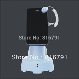 Wholesale digital store cell mobile phone display stand for Apple Nokia Samsung anti theft