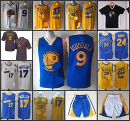 Wholesale A High Quality new arrival Golden State Andre Iguodala Barnes Barry Mullin jersey shorta for mens