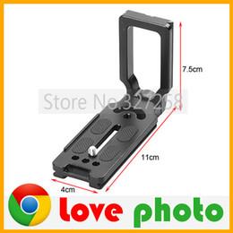 Wholesale MPU L Quick Release Plate Bracket For All Brand Camera Arca Swiss QR System Tripod Monopods