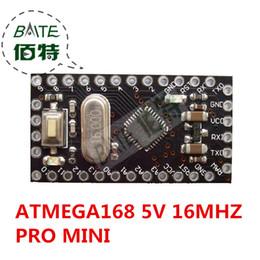 Wholesale Pro Mini Mini ATMEGA168 V MHz For Arduino Compatible With Nano