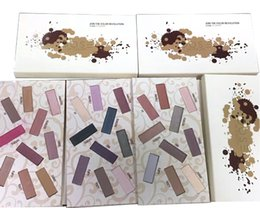 Wholesale Dose of colors Join The Color Revolution case Eyeshadow Mixed