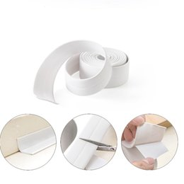 Home Family Bathroom Bathtub Kitchen Wall Stickers Art Sealing Strip Sealant Tape Mildew resistant and waterproof Mapa Mundi