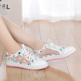 Summer girls sandals women shoes children shoes junior middle school students with a sweet summer leisure life all-match
