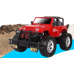 Wholesale Kid Toys Telecar Strong Toughness Reomte Control Car Affordable Durable And Strong Power Model Car