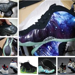 Wholesale air Penny hardaway GALAXY perfect quality man basketball shoes PARANORMAN sneaker shoes size eur