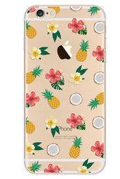 Wholesale Phone case for iphone s SE s plus inch inch patterns Cute cartoon banana fruit