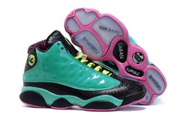 Wholesale Retro Doernbecher Mens Basketball Shoes Autumn Winter s XIII Leathers High Top Sneakers Size US8