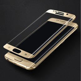 Wholesale High quality and competitive price benefits for the D h toughened glass screen to protect the Samsung S7 mobile phone film