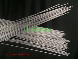 Wholesale Auto air conditioner Hypothermia Low Temperature Aluminium Welding aluminum welding Rod Wire Electrode mm x cm