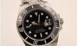 Lujo de marca nueva esfera de plata negra de acero inoxidable AAA Howches moda automática blanco inoxidable puntero reloj Mens relojes de pulsera de moda desde esfera blanca para hombre de los relojes automáticos proveedores