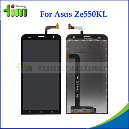 Wholesale Original LCD Display Screen For Asus ZenFone Laser ZE550KL Z00LD with Touch Digitizer Assembly Tim4