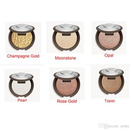Wholesale New Hot Becca Shimmering Skin Perfector Pressed Moonstone Pearl Opal Rose Gold Champagne Pop top quality presell