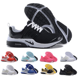 Wholesale High Quality Women Men Air Mesh Presto Running Shoes Femme Homme Max Zapaots Roshe Run Trainers Jogging Sneakers Size Eur
