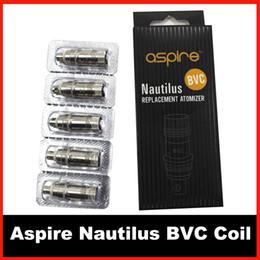 Wholesale Best Quality Aspire Nautilus BVC Coil Head Nautilus Mini coils ohm Fit Aspire Nautilus mini tank vs General BVC coil head Factory