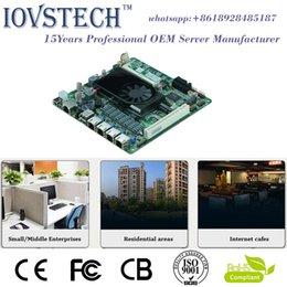 Wholesale Economical gigabit ethernet D525 Processor motherboard mbps Lan ports suitable for U Network security Platform