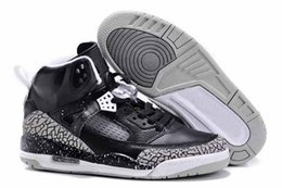 Wholesale Drop Shipping retro Spizike Oreo with box for Men Women Basketball Shoe
