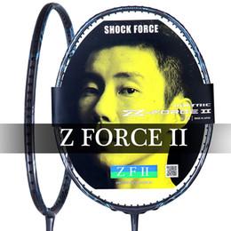 Wholesale Badminton racket voltric z force ii carlton badminton raquets voltric z force vtzf2 lcw fb line bag Hand glue