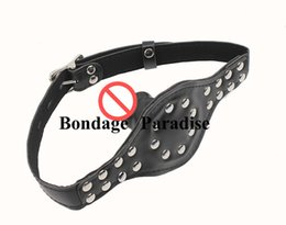 Bondage Gear Mouth Gag  Penis Gag  Female Slave Ball Gag  Adult Sex Products